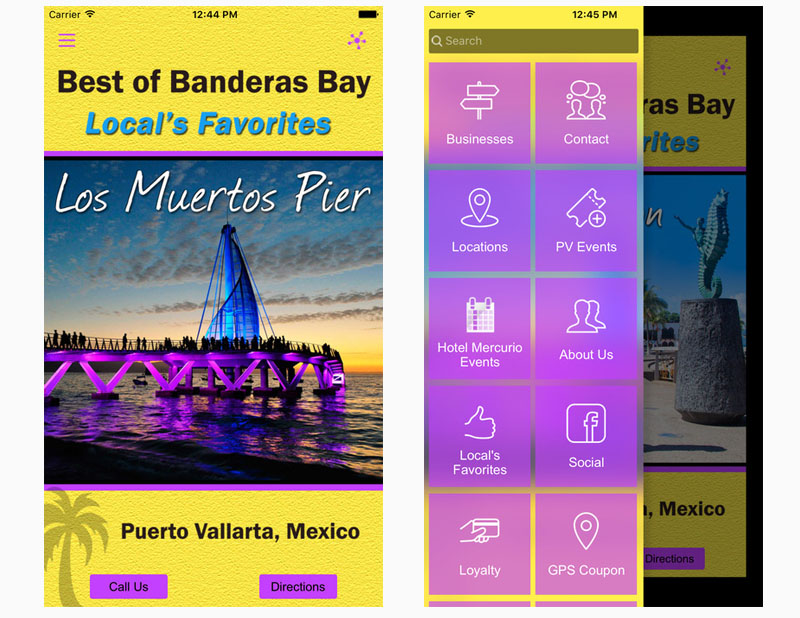 Best of Banderas Bay Mobile App